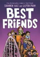 Cover for Best Friends by Shannon Hale