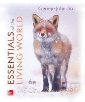 Cover for Essentials of The Living World by George Johnson