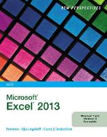 Cover for New Perspectives on Microsoft (R) Excel (R) 2013, Brief by June Jamrich (MediaTechnics Corporation) Parsons, Dan (MediaTechnics Corporation) Oja, Patrick (Westminster Kingsway Col Carey