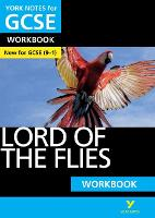 Cover for Lord of the Flies: York Notes for GCSE (9-1) Workbook by Clare Constant