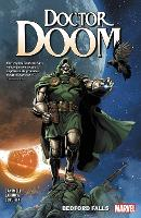 Cover for Doctor Doom Vol. 2 by Christopher Cantwell