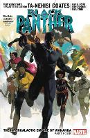 Cover for Black Panther Book 9: The Intergalactic Empire Of Wakanda Part 4 by Ta-Nehisi Coates