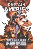 Cover for Captain America: Winter Soldier - The Complete Collection by Ed Brubaker