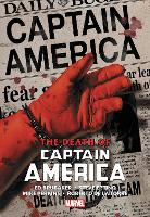 Cover for Captain America: The Death Of Captain America Omnibus (new Printing) by Ed Brubaker