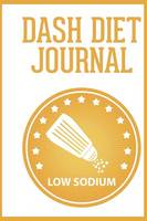 Cover for Dash Diet Journal by The Blokehead