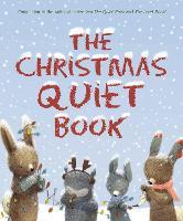 Cover for Christmas Quiet Book by Deborah Underwood, Renata Liwska
