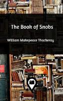 Cover for The Book of Snobs by William Makepeace Thackeray