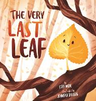Cover for The Very Last Leaf by Stef Wade