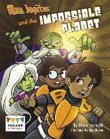 Cover for Max Jupiter and the Impossible Planet by Alison Reynolds