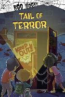 Cover for Tail of Terror by John Sazaklis