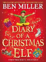 Cover for Diary of a Christmas Elf by Ben Miller