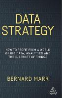 Cover for Data Strategy  by Bernard Marr