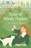 Cover for Anne of Windy Poplars by L. M. Montgomery