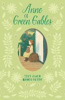 Cover for Anne of Green Gables by L. M. Montgomery