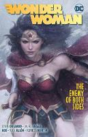 Cover for Wonder Woman Volume 9: The Enemy of Both Sides by G. Willow Wilson, Cary Nord