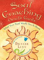 Cover for Soul Coaching Oracle Cards  by Denise Linn