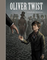 Cover for Oliver Twist by Charles Dickens, Arthur Pober