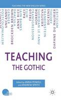 Cover for Teaching the Gothic by Anna Powell