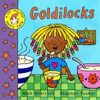 Cover for Goldilocks by Stephen Tucker