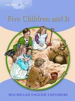Cover for Explorers: 5 Five Children and It by Gill Munton