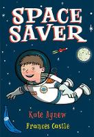 Cover for Space Saver Blue Banana by Kate Agnew
