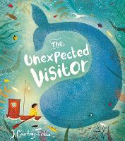 Cover for The Unexpected Visitor by Jessica Courtney-Tickle