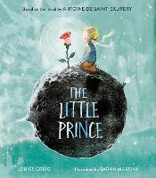 Cover for The Little Prince by Antoine De Saint-exupery