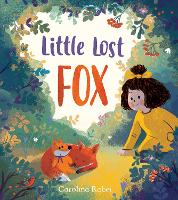 Cover for Little Lost Fox by Carolina Rabei
