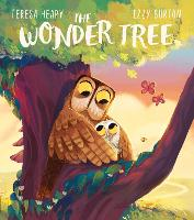 Cover for The Wonder Tree by Teresa Heapy