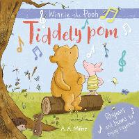 Cover for Winnie-the-Pooh: Tiddely pom  by A. A. Milne
