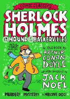 Cover for Sherlock Holmes and the Hound of the Baskervilles by Jack Noel