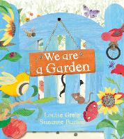 Cover for We Are a Garden by Louise Greig