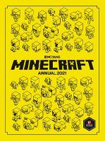Cover for Minecraft Annual 2021 by Mojang AB