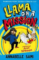 Cover for Llama on a Mission by Annabelle Sami