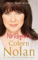 Cover for No Regrets by Coleen Nolan