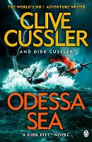 Cover for Odessa Sea  by Clive Cussler, Dirk Cussler