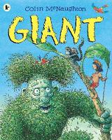 Cover for Giant by Colin McNaughton