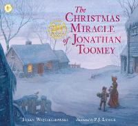 Cover for The Christmas Miracle of Jonathan Toomey by Susan Wojciechowski