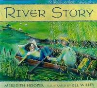 Cover for River Story by Meredith Hooper