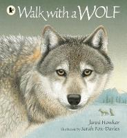 Cover for Walk with a Wolf by Janni Howker