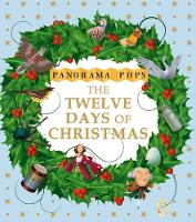 Cover for The Twelve Days of Christmas: Panorama Pops by Grahame Baker-Smith