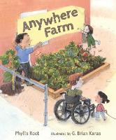 Cover for Anywhere Farm by Phyllis Root