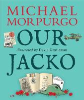 Cover for Our Jacko by Sir Michael Morpurgo