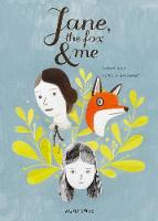Cover for Jane, the Fox and Me by Fanny Britt