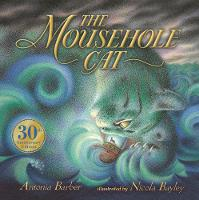 Cover for The Mousehole Cat by Antonia Barber