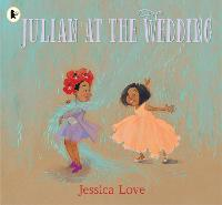 Cover for Julian at the Wedding by Jessica Love