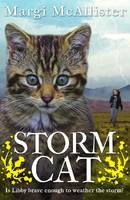 Cover for Storm Cat by Margi McAllister