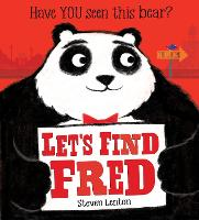 Cover for Let's Find Fred by Steven Lenton