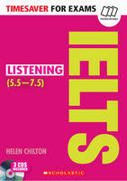 Cover for Listening for IELTS by Helen Chilton