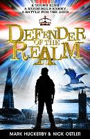Cover for Defender of the Realm by Mark Huckerby, Nick Ostler